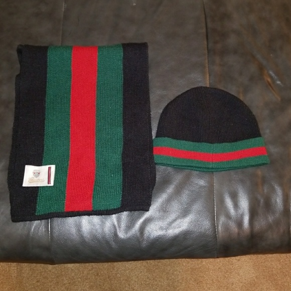 Gucci Other - Gucci hat and scarf 5a9083f9f0